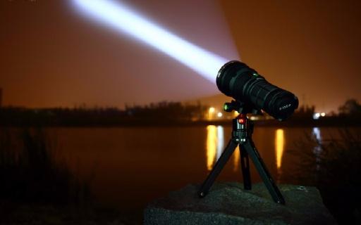 亮度高,射程远,户外强光手电性价比之选 —— 迈特明酷 MT35强光手电多角度评测