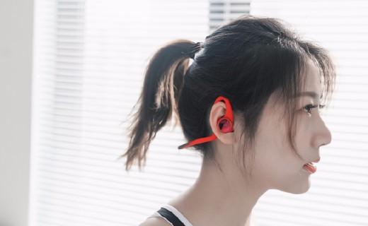 缤特力运动耳机:熔岩红黑酷炫撞色,运动女神最爱