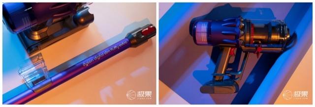 戴森DigitalSlim上手体验:这,就是无绳吸尘器的未来