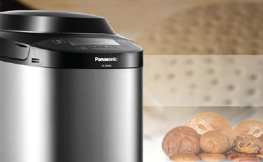 自己加料的松下全自动面包机,小白秒变面包师