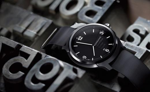 這個腕表品牌比肩瑞士軍刀!每分鐘只走58秒但卻不誤點