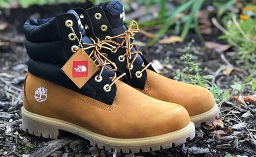 北面聯手添柏嵐推全新大黃靴,這個冬天不怕再撞鞋