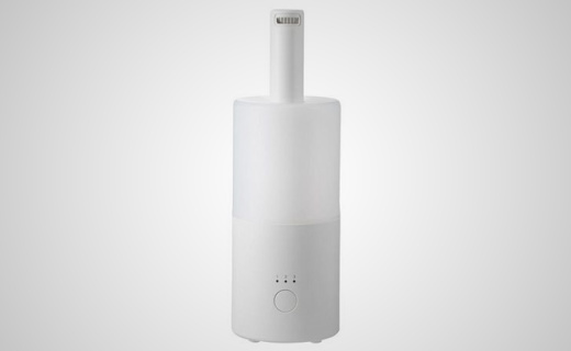 MUJI新款加濕器,加高出霧口還支持香薰