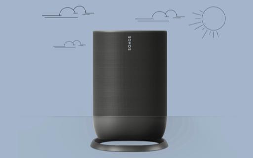藍牙+Wi-Fi突破限制!Final-1.Sonos Move中國發售,售價3980元