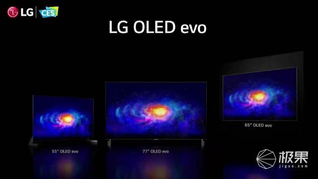 PS5最佳搭档!LG发布新一代OLED电视,四大系列14种尺寸