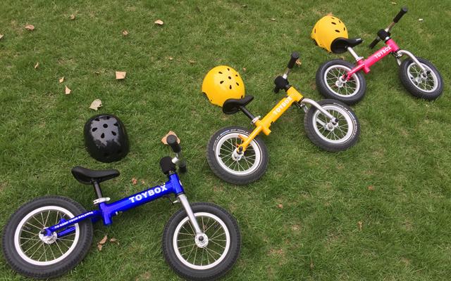 TOYBOX兒童平衡車
