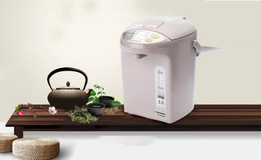 松下NC-BG4000熱水瓶:預約燒水保溫好,有效去除水中氯氣