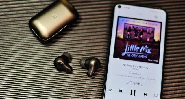 全頻雙動鐵,雙麥降噪,魔浪mifo O7無線耳機開箱及體驗