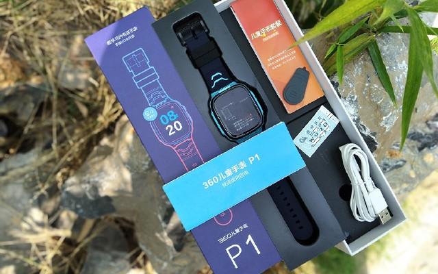 360儿童手表P1评测 | 小阔同学的好伙伴!