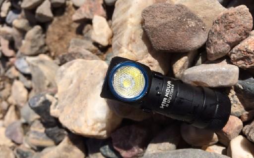 户外实测Olight H1R头灯:亮度强,户外照明必备