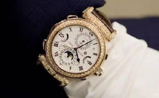 史上最复杂的手表,十年只做7块,一块能买3000个iPhone