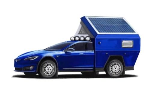 快到破纪录!国外达人爆?#22902;?#26031;拉,打造最速电动房车