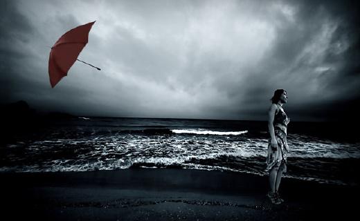 再也不怕濕身!這把傘能抗12級大風,還無比耐操
