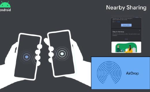 谷歌證實:安卓版Airdrop已進入測試階段,不過這功能我們早有了
