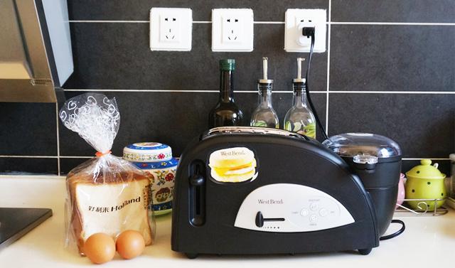 让每天最重要的早饭美味营养,全靠这个早餐烘焙机