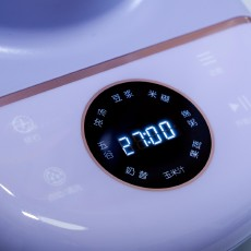 高顏值七彩叮當破壁機評測:日常養生從自己做美食開始