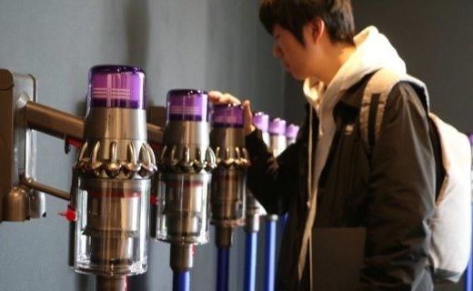 戴森V11无绳吸尘器发布:除了智能化,吸力比?#27927;?#25552;升40%