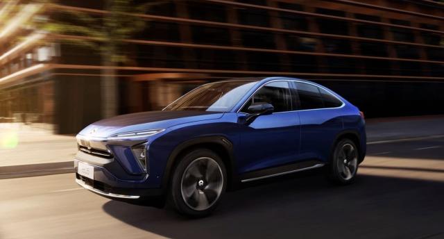 對標Model Y!蔚來第三款量產車型EC6發布