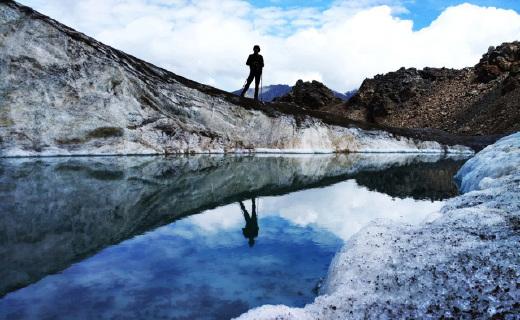 四个男人怎么过七夕,两河源、天山南北穿越徒步