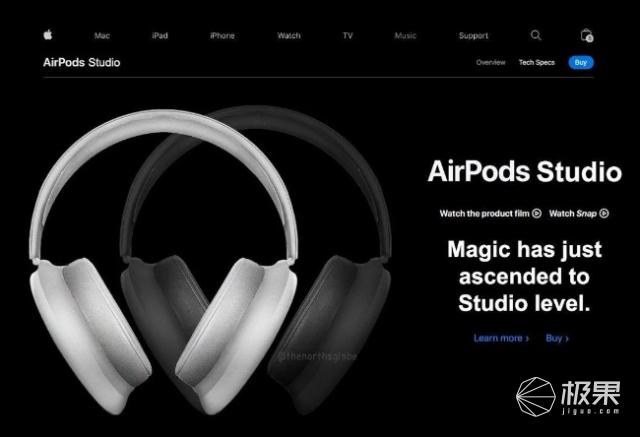 AirPodsStudio因技术问题延期发布?AirTags将其替代下个月上市
