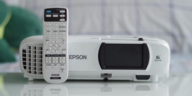 入門級家庭影院投影機,看看愛普生CH-TW650怎么樣?