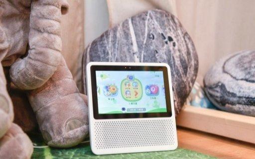 这款带屏的音箱,是你生活的智能伴侣