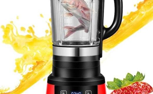 美的BL25B36榨汁機:一機三杯不串味,自帶過濾放心喝