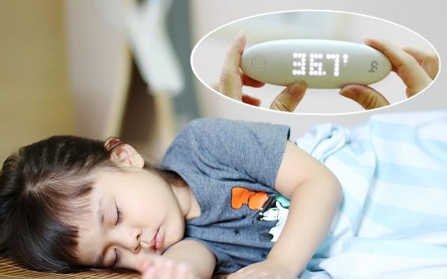 1秒精確測量寶寶體溫,棒米智能耳溫計測評 | 視頻