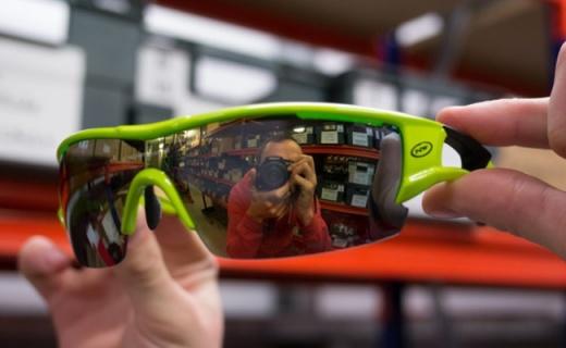 Northwave Tour Pro太陽鏡:專業級比賽眼鏡,色度準確鏡片可替換