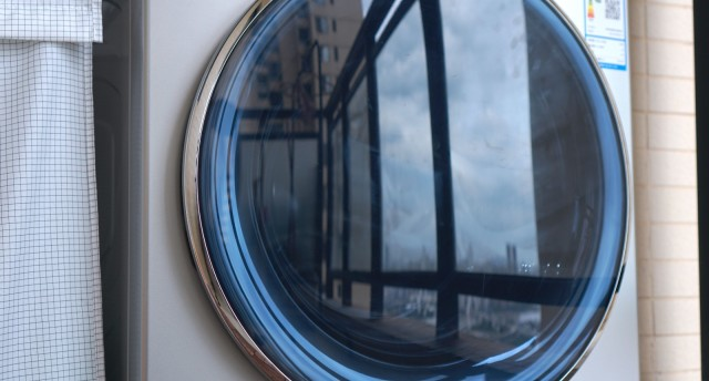 """京品評測丨探秘洗衣機界的""""超跑""""明星:直驅變頻+大容量,有顏有量很任性!"""