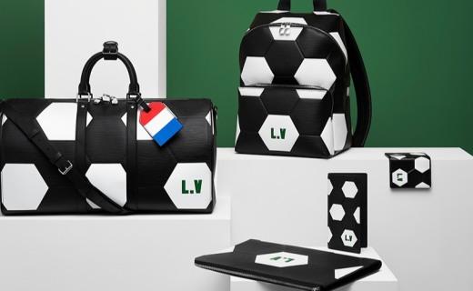 LV推出俄罗斯世界杯主题箱包,土豪们还不下手吗