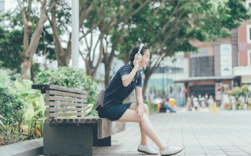 带上Jabra Elite 85h,痴迷于香港的宁静!