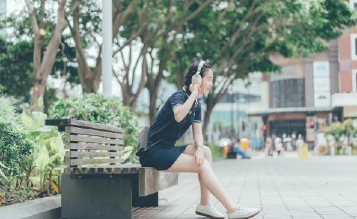 帶上Jabra Elite 85h,癡迷于香港的寧靜!