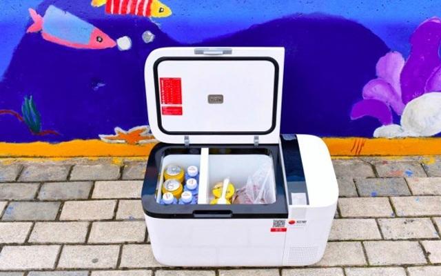 高顏值大容量,自駕出行儲藏美味的不二之選 — 英得爾車載冰箱T20體驗 | 視頻