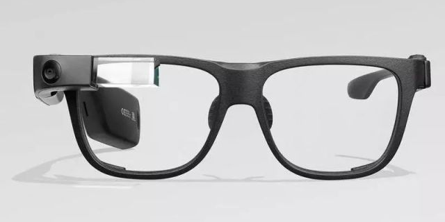 「新东西?#25925;?#20215;999美元,Google 推出新一代企业版谷歌眼镜