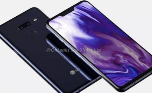 LG最新5G旗舰手机再曝光:前置搭载ToF技术,售价6170元起?