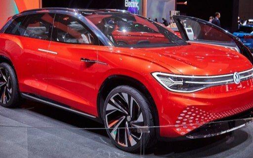 上海车展 | 大众ID. ROOMZZ图赏:极简内外造型,L4级自动驾驶,未来出行新愿景