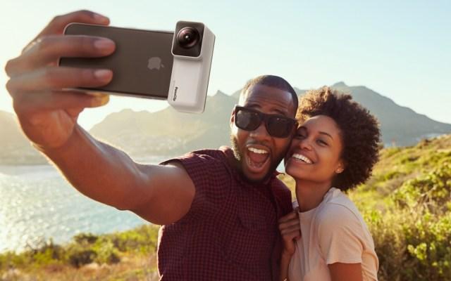 PanoClip全景手機鏡頭