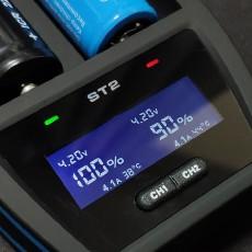 30分钟充满,有了ST2这个充电器,?#22836;?#32902;地用吧