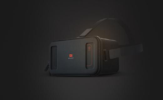 小米VR发布,不过是玩具版的,你有兴趣吗?