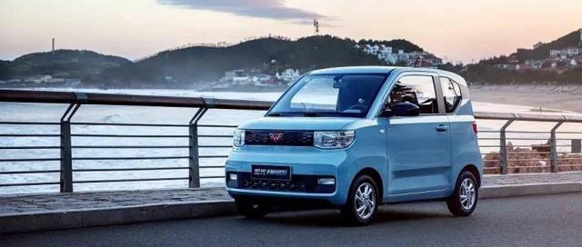 """五菱宏光新純電""""神車""""來襲!續航最高170公里售2.98萬起,干翻老年代步車......"""