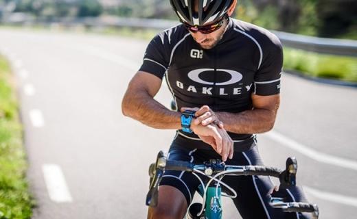 雷音Micro GPS骑行手表:双重定位仅重29g,最长续航100小时