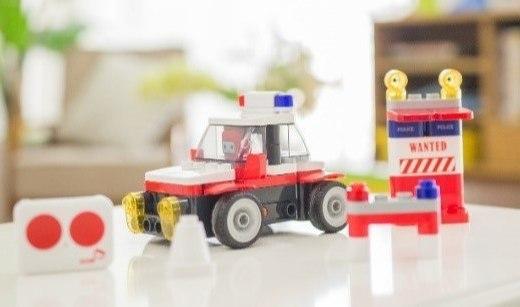 「新东西?#20849;?#40065;可新品发布:幼儿专属科技玩具,中国版乐高来了?