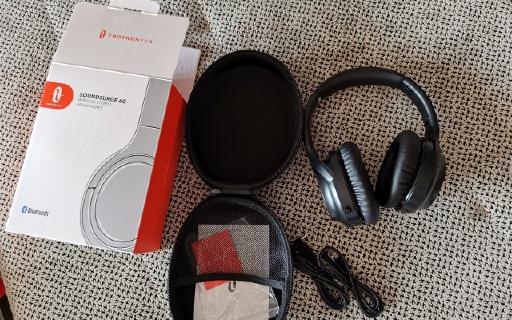 Taotronics 頭戴式藍牙降噪耳機試用報告