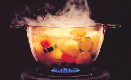 能把鋁鍋煮化的玻璃鍋,干燒10個小時也不會壞