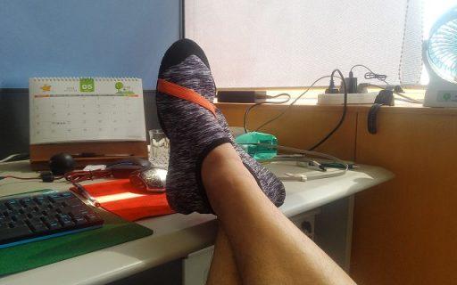 fitkicks輕生活系列赤足鞋測評報告