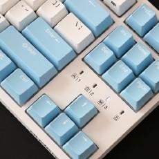 印象深刻的手感:杜伽K320w無線藍牙多模式機械鍵盤體驗