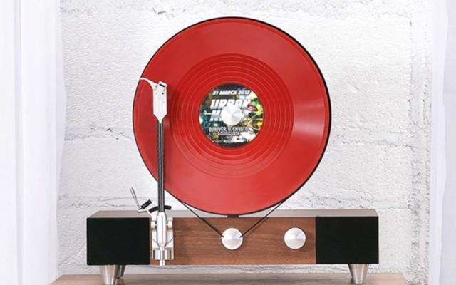 Gramovox格萊美黑膠唱片機