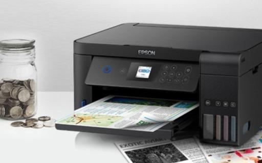 三大黑科技,一个月不堵头,爱普生这台打印机秀哭我了!