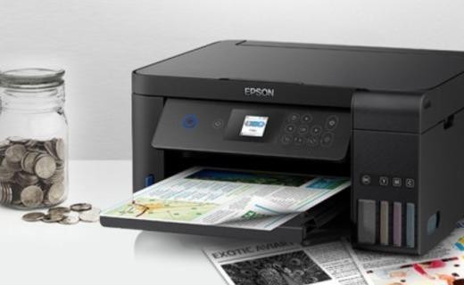 三大黑科技,一個月不堵頭,愛普生這臺打印機秀哭我了!